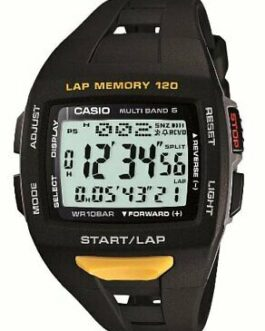 CASIO PHYS Watch STW-1000-1JF 120 Lap Memory Multiband 6 Atomic Solar from Japan
