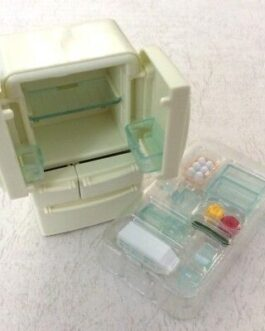Sylvanian Families 5 Door Refrigerator Calico Critters Epoch KA-422 From JAPAN