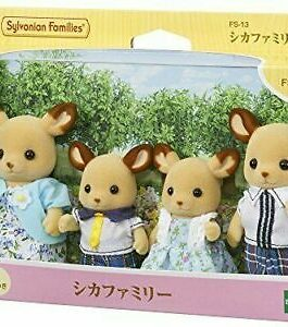 Sylvanian Families Calico Critters Epoch Deer family FS-13