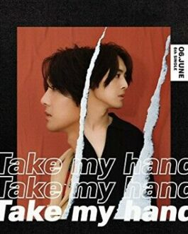 Kim Hyun Joong Take my hand First Limited Edition Type B CD DNME-37 DVD F/S