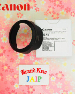 new Canon Japan-Camera Lens hood EW-53 for EF-M15-45mm F3.5-6.3