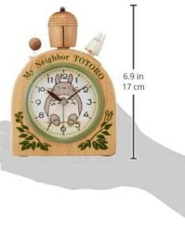 Citizen My Neighbor Totoro Rhythm Clock 4RA455MN06 Made in Japan