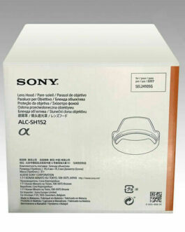 new SONY for alpha Lens Hood ALC-SH152 for FE-24-105mm F4 OSS [SEL24105G] Japan