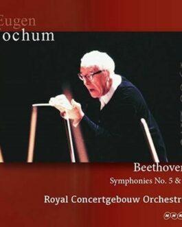 New Eugen Jochum 1968 Tokyo Live Beethoven Symphonies No.5 & 6 Altus 2 CD F/S
