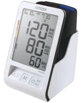 New Citizen CHUC515 Blood Pressure Meter F/S from Japan