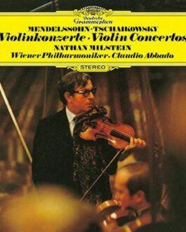 New Nathan Milstein Brahms Tchaikovsky Mendelssohn 2 SACD TOWER RECORDS