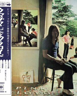 New PINK FLOYD-UMMAGUMMA-JAPAN 2 MINI LP CD Free shipping