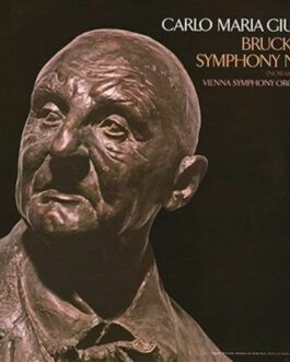New Giulini Bruckner Symphonies No.2 & No.9 2 SACD Hybrid TOWER RECORDS