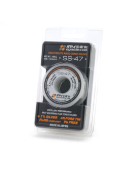 Oyaide SS-47/100 g [Acoustic only solder 100 g volume] Made in Japan