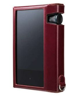 Musashino Premium leather case wine red for AK 70 MK 2 F/S tracking Made in Japan