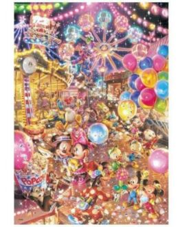 Genuine Disney Jigsaw Puzzle Twilight Park 1000 Pieces from Japan