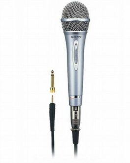 From Japan SONY vocal dynamic microphone F-V620 for monaural with 5m cable F/S