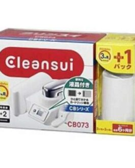 Official Mitsubishi Rayon CLEANSUI faucet type water purifier CLEANSUI CB073-WT