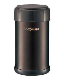 Official Zojirushi stainless Cook & Food Jar 750ml dark cocoa SW-JA75-TD F/S