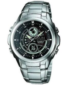 Genuine CASIO EDIFICE EFA-116D-1A1JF Analog / Digital Combo Mens Watch Japan
