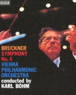 New Bruckner No.3 No.4(Romantic)TOWER RECORDS from Japan