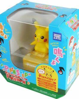 Japan Takara Tomy Pop'n step Pokemon Pikachui Toy Figure