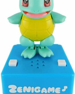 Japan Pop'n step Pokemon Squirtle New