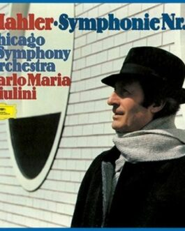 New Giulini Mahler Symphony No.9 Schubert Unfinished 2SACD TOWER RECORDS