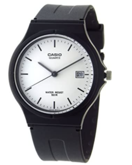 Casio Standard Quartz Unisex Watch MW–59–7E White from Japan
