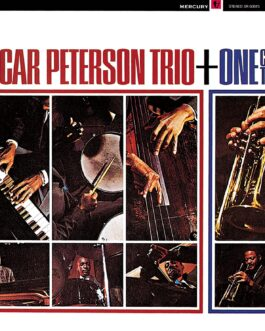 OSCAR PETERSON-OSCAR PETERSON TRIO + ONE. CLARK TERRY-JAPAN SHM-CD