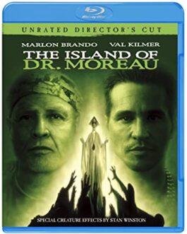 THE ISLAND OF Dr. Moreau of island Director's Cut [Blu-ray]  | eBay