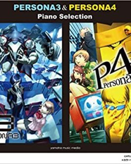 Piano solo Persona 3 and Persona 4 Piano Selection  | eBay