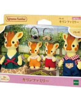Sylvanian Families GIRAFFE FAMILY Calico Critters FS-40 Japan    eBay