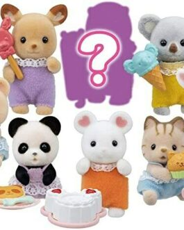 Sylvanian Families BABY SWEETS SERIES COMPLETE 8 FIGURE SET Epoh Japan  | eBay