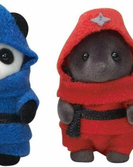Sylvanian Families 35th Anniversary NINJA BABIES Calico Critters Japan  | eBay