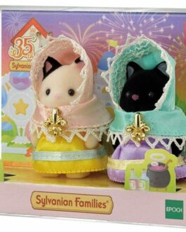 Sylvanian Families 35th Anniversary WITCH BABIES WIZARD SET Calico Critters  | eBay