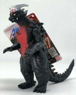 Bandai Ultraman Ultra Monster Series 107 Hellberos Pvc Figure Statue Tsuburaya  | eBay