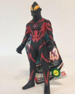Bandai Ultraman Ultra Monster Series 43 Ultraman Belial Pvc Figure Tsuburaya  | eBay
