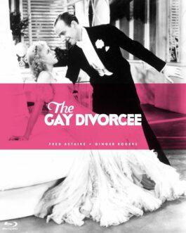 The Gay Divorcee Blu-ray