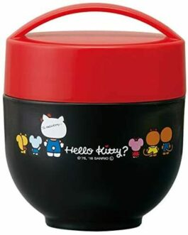 Skater heat insulation lunch box bowl type lunch jar 540ml He 22647 fromJAPAN