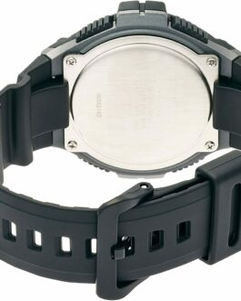 Casio Men's Watch Standard Solar Power System 2011 W-S220-1AJF Black New In Box