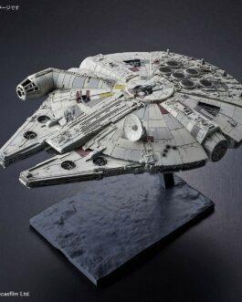 Bandai Star Wars The Rise of Skywalker Millennium Falcon 1/144 Model Kit Japan