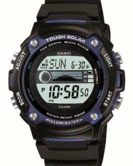 CASIO Sports Gear Tide Graph W-S210H-1AJF Solar Men's Watch New in Box