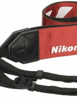 new Nikon Neck Arrow Strap 2 Red Camera Accessories from Japan