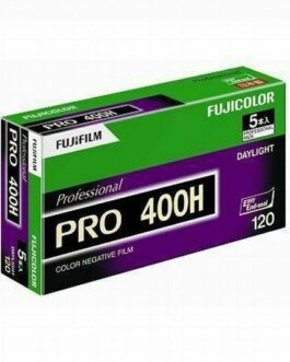 Official 5 Rolls FUJIFILM FUJI PRO 400H Professional Color Negative   from Japan