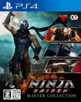 New NINJA GAIDEN Master Collection PS4 from Japan