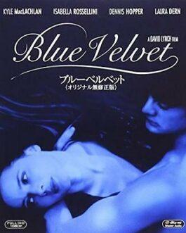 Blue Velvet (original uncensored version) [Blu-ray] from Japan New